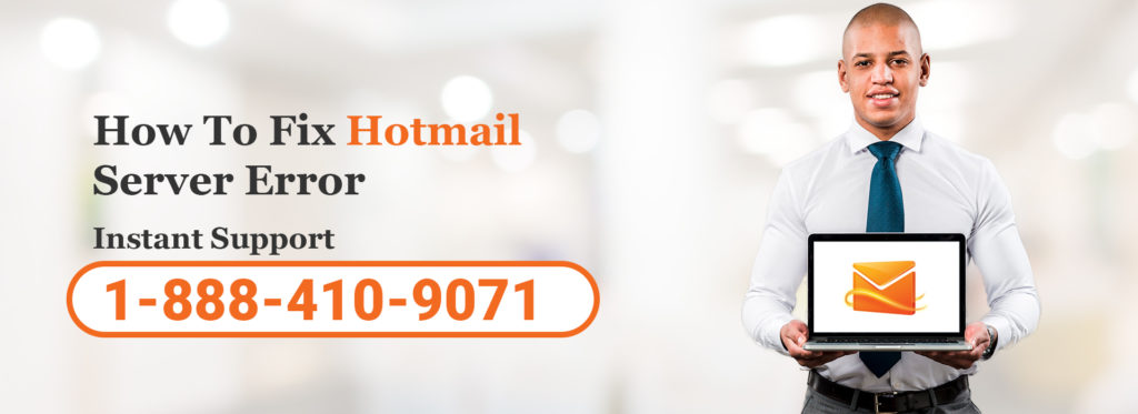 How To Fix Hotmail Server Error | Instant Support