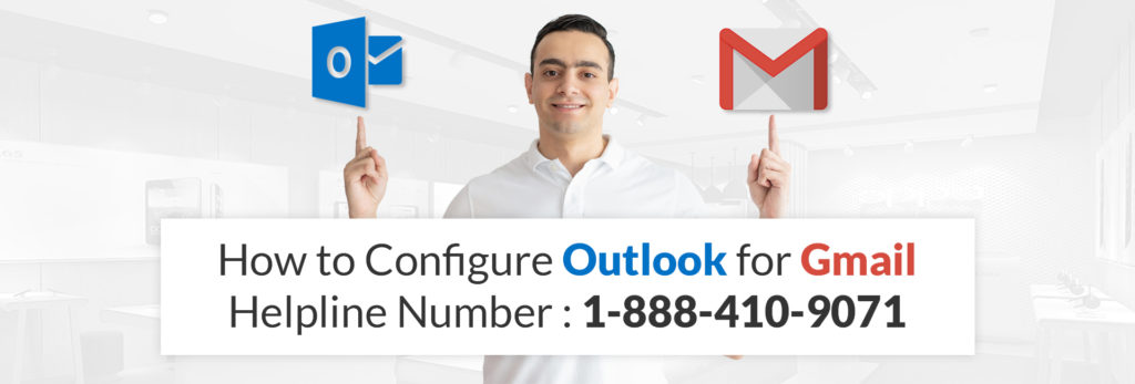 How to Configure Outlook for Gmail